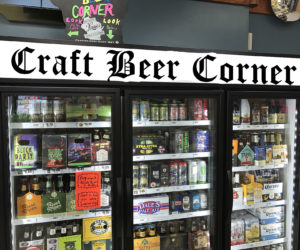 Craft Beer Corner